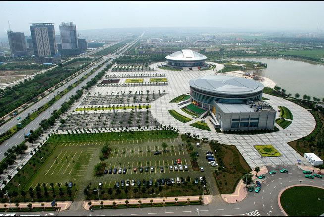 洛阳体育中心体育馆