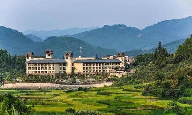 贺州西溪森林温泉度假酒店