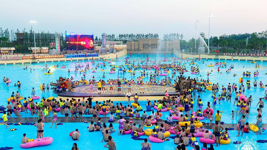 2020上海玛雅海滩水公园门票-游玩项目介绍