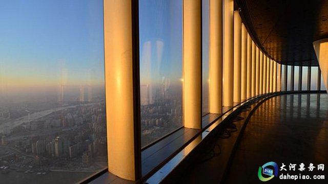 上海中心大廈(攻略+門票價格+購票鏈接)