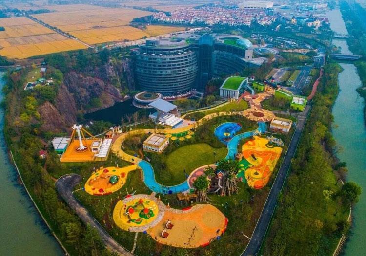 上海世茂精灵之城主题乐园景区介绍附购票地址