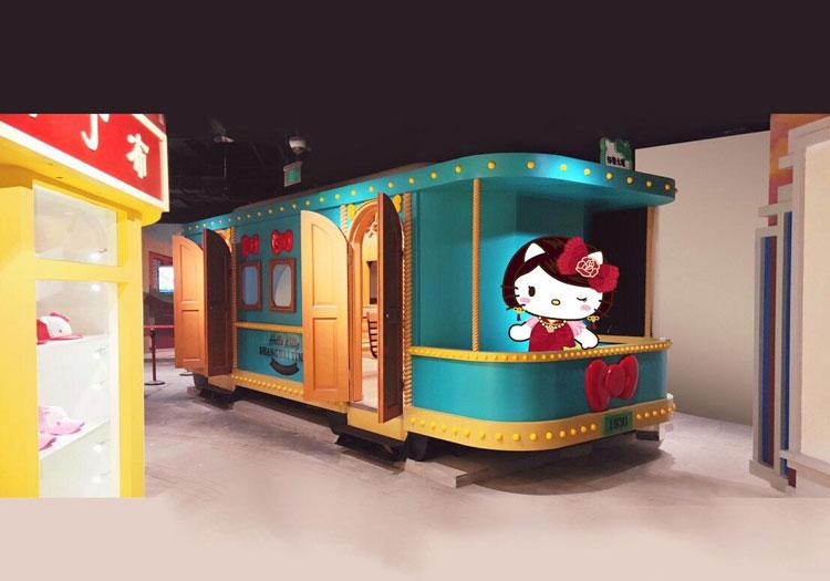 世茂Hello Kitty上海滩时光之旅(游玩攻略+购票链接)