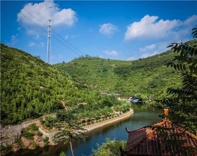熊山仙人谷景区