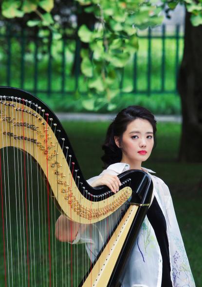 长沙竖琴与长笛重奏音乐会
