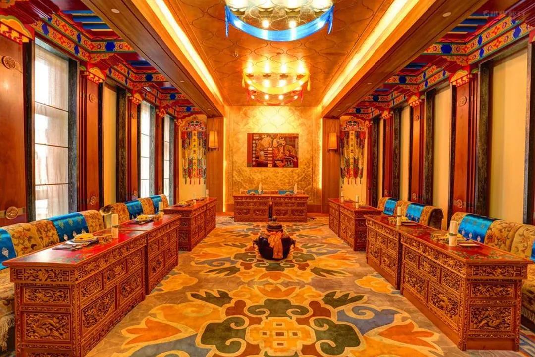 西藏饭店•亚克食光自助餐厅
