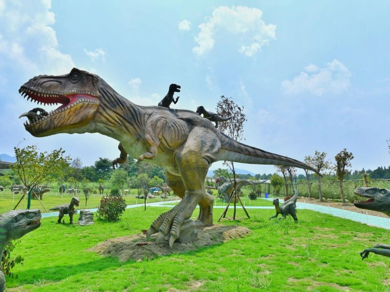 杭州恐龙梦公园