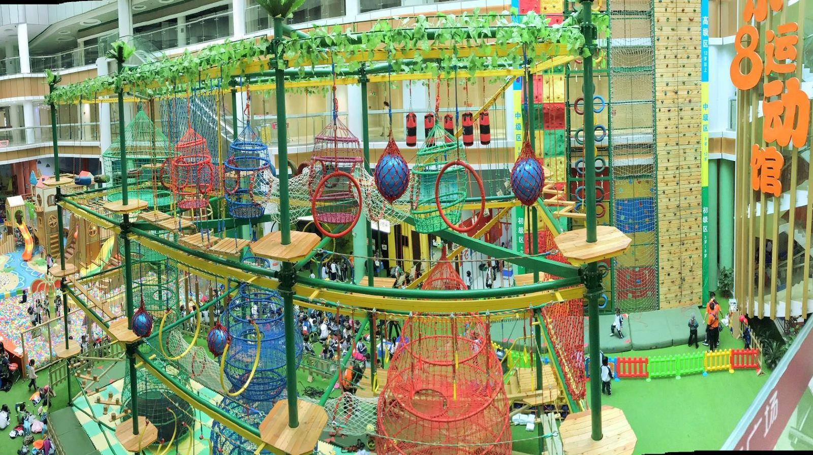 乐8桐语运动乐园