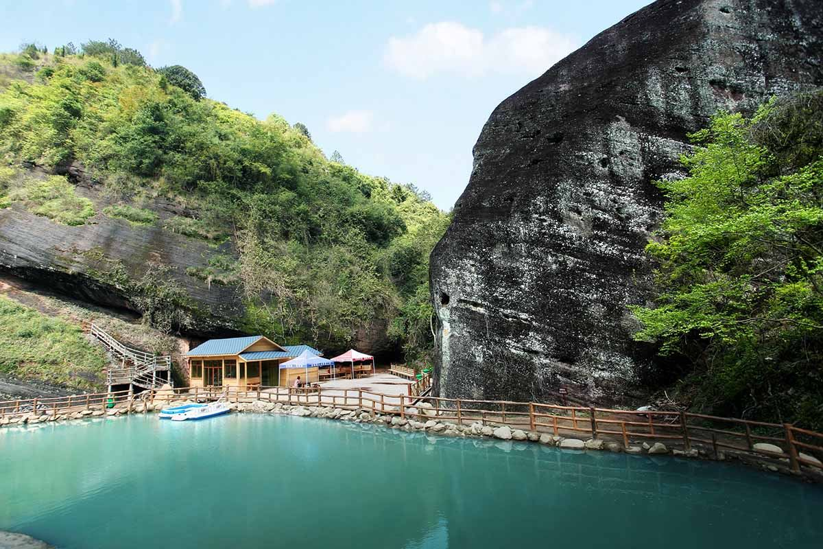 石崆寨旅游景区
