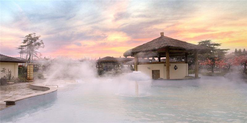 汤山一号温泉度假区