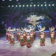 《美丽西江》大型歌舞演出