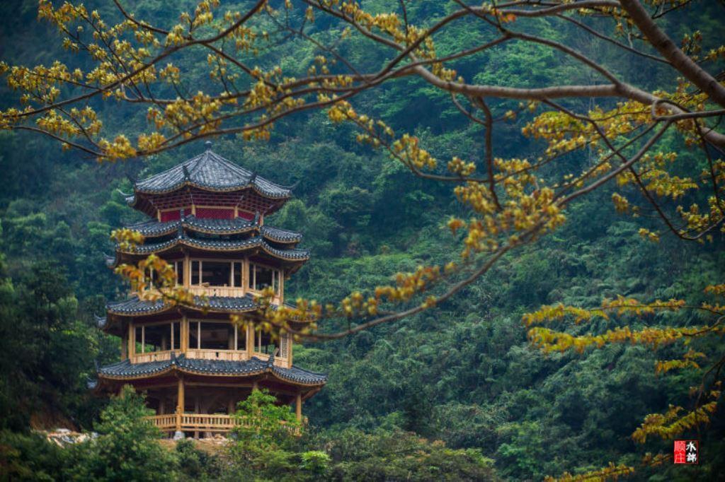 水錦順莊大峽谷旅游景區