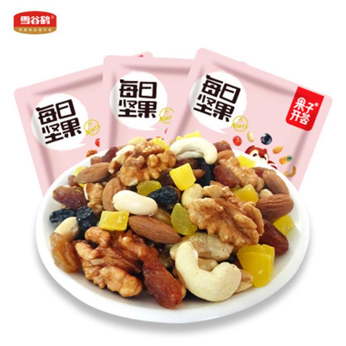 果子开荟坚果礼盒