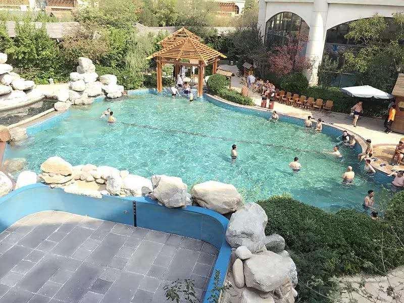 團泊湖溫泉