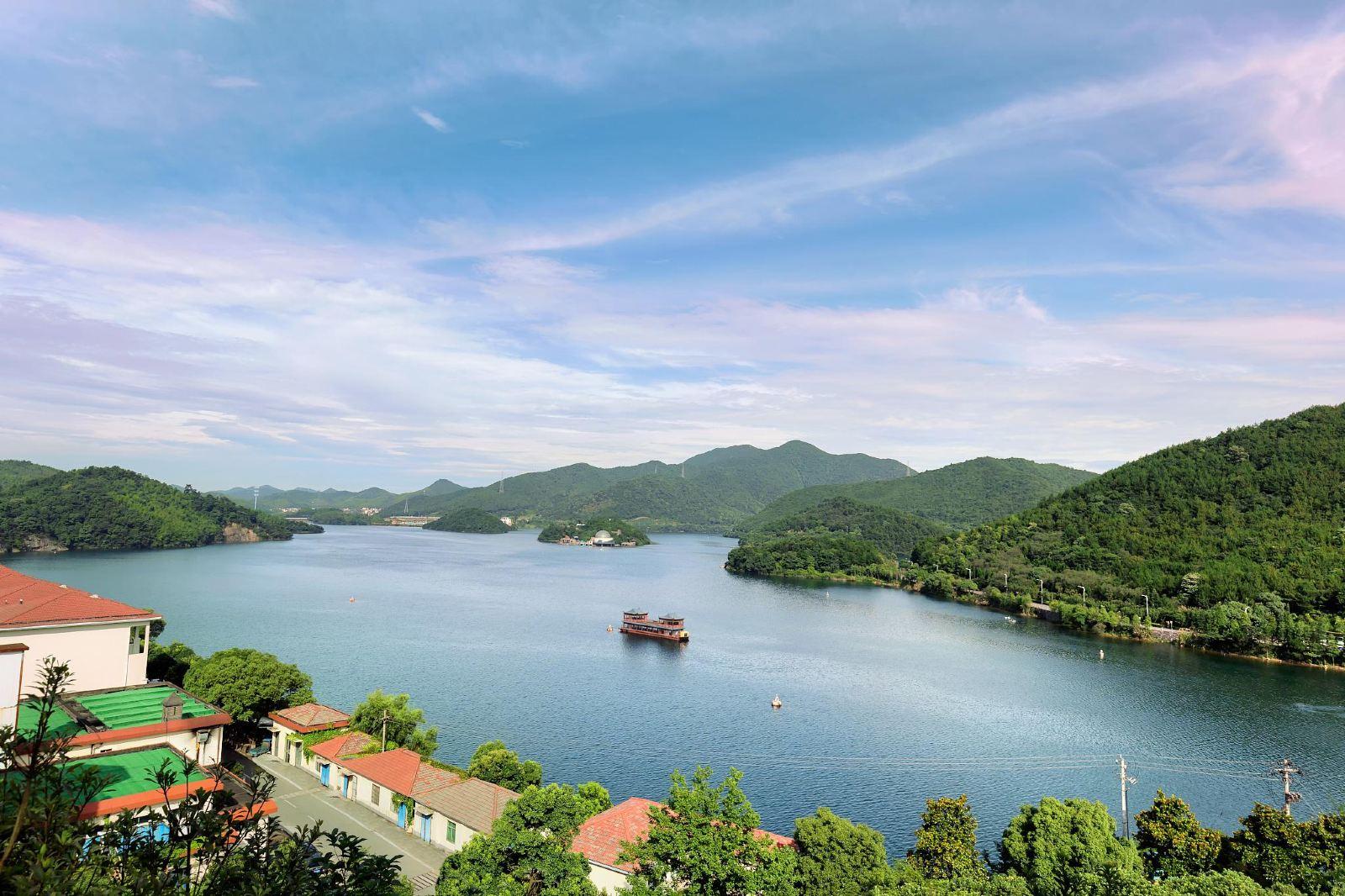 九龙湖景区