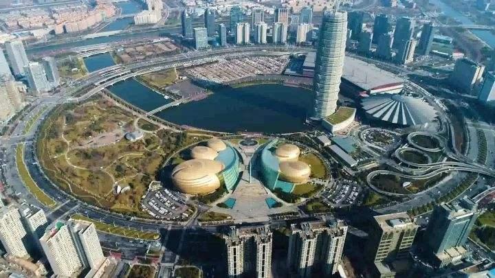 郑州国际会展中心轩辕堂