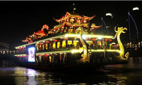 重庆两江夜游·金碧系列船票