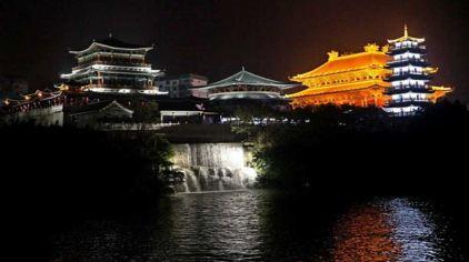 百里柳江旅游区