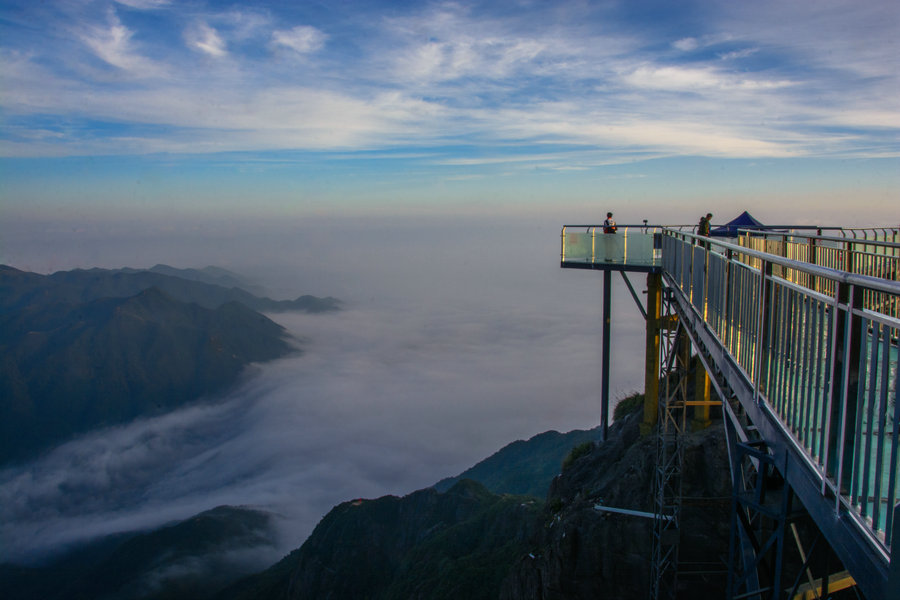 金子山原生态休闲度假旅游景区