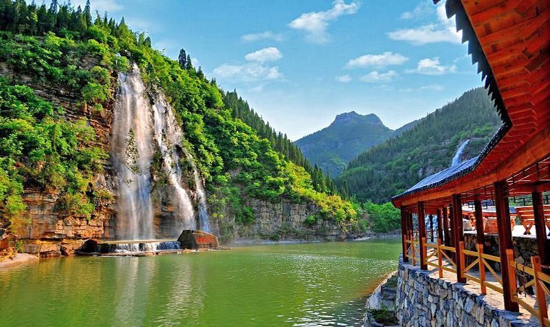 潍坊泰和山风景区
