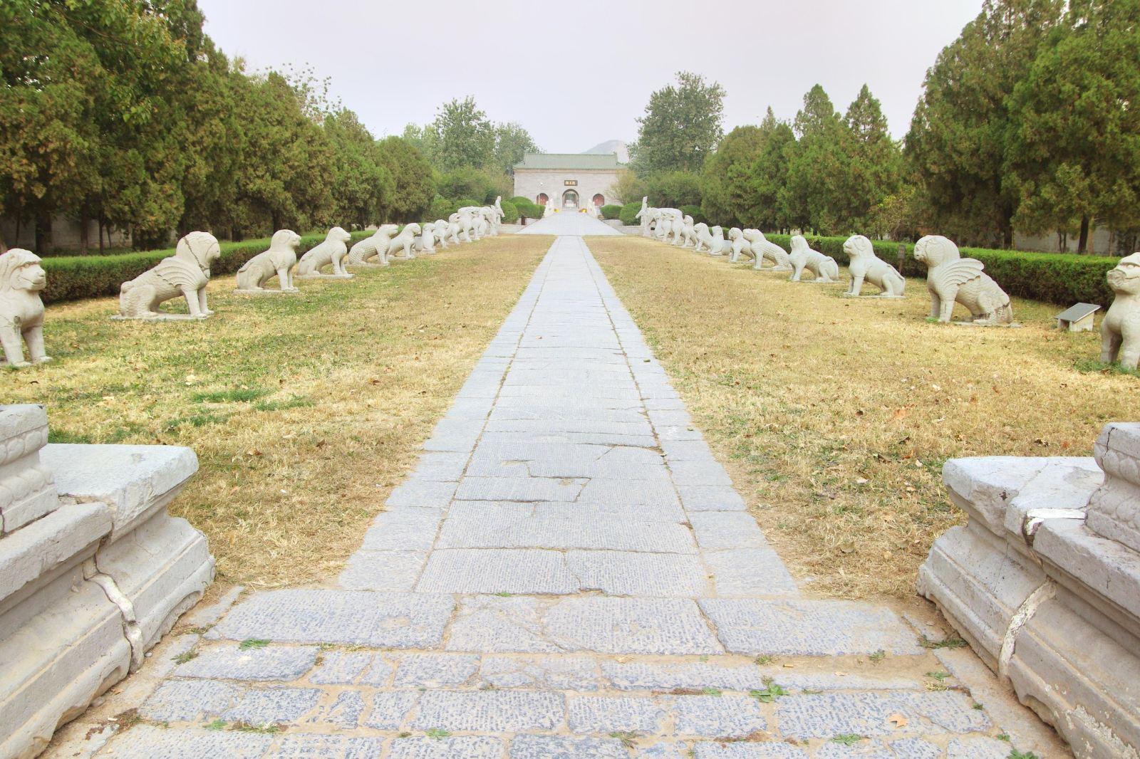 新乡潞王陵