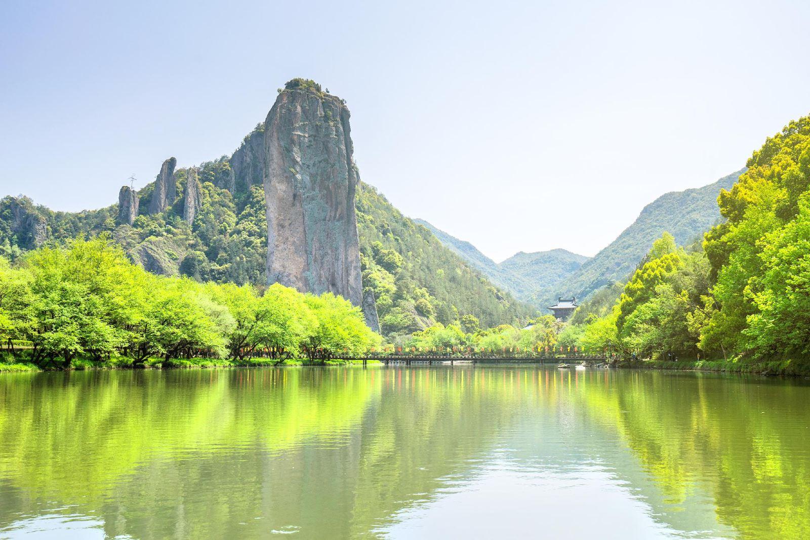 仙都景區(中國黃帝文化名山)