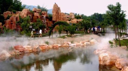 铁泉·黄金汤原生态旅游度假区