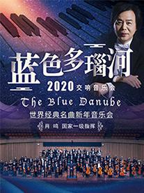 2020新年音乐会《蓝色多瑙河》长沙站