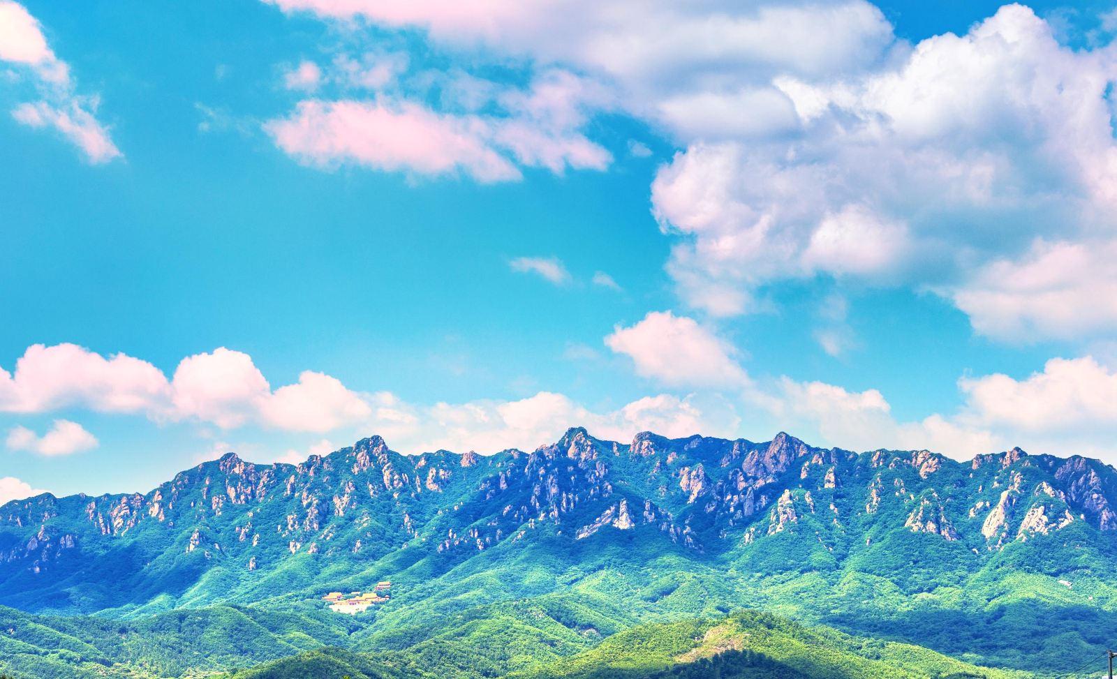 【丹东】五龙山