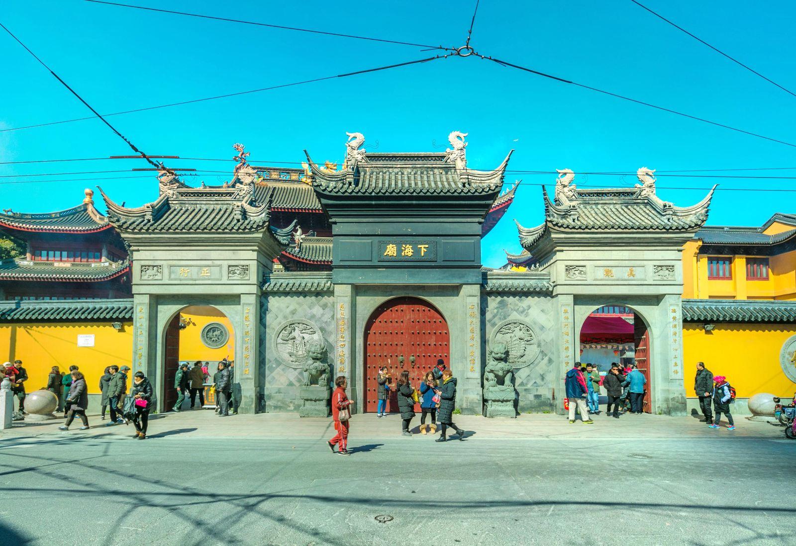 【上海】下海庙