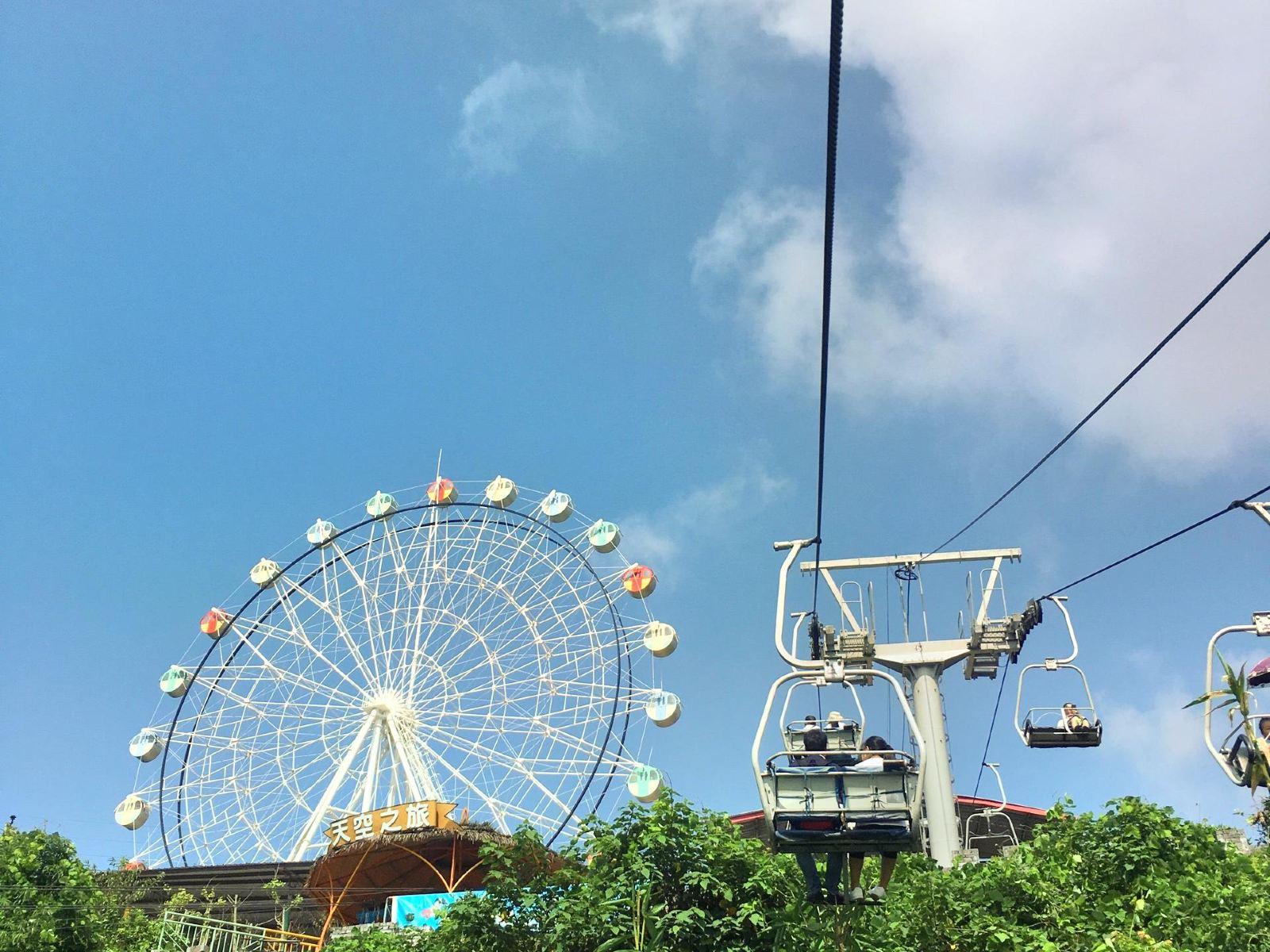 重庆美心红酒小镇游乐园