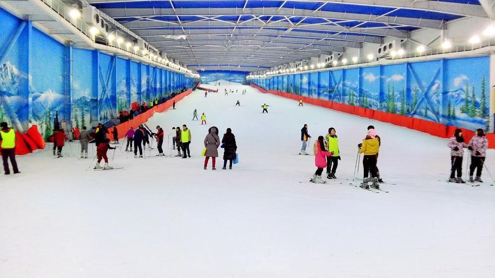 【石家庄】西部长青滑雪场
