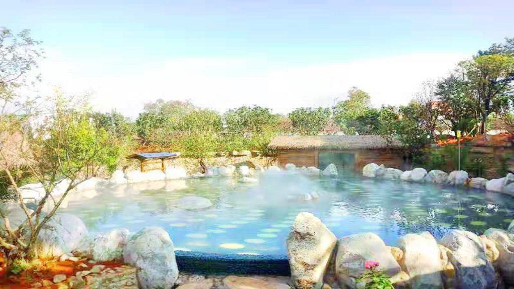 【弥勒】万花谷玫瑰庄园温泉