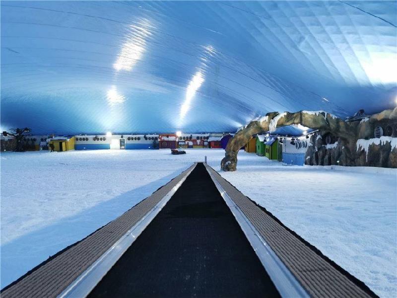 【温州】奇特冰雪乐园