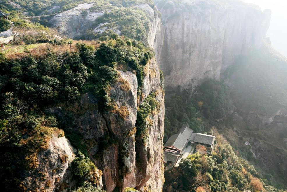 【台州】温岭方山景区