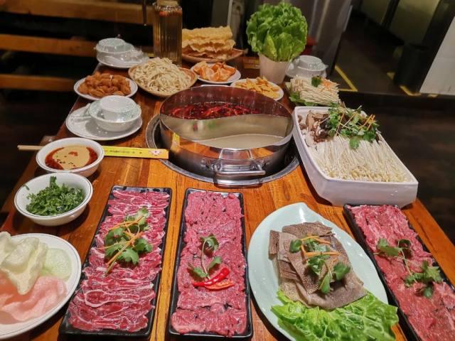 潮汕和記生鮮牛肉火鍋