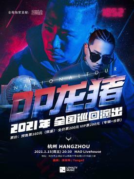 DP龙猪杭州演唱会