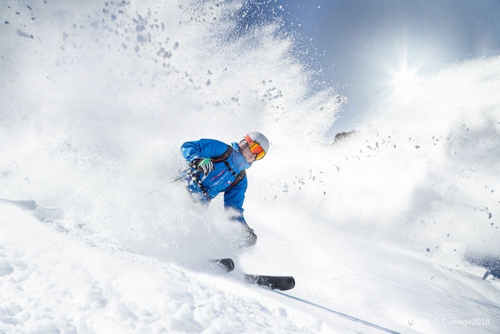 【北京】怀北国际滑雪场