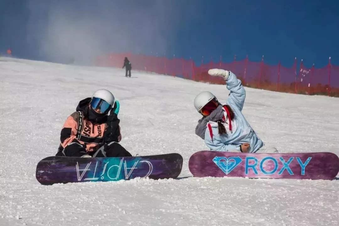 【扬州】邵伯湖滑雪场