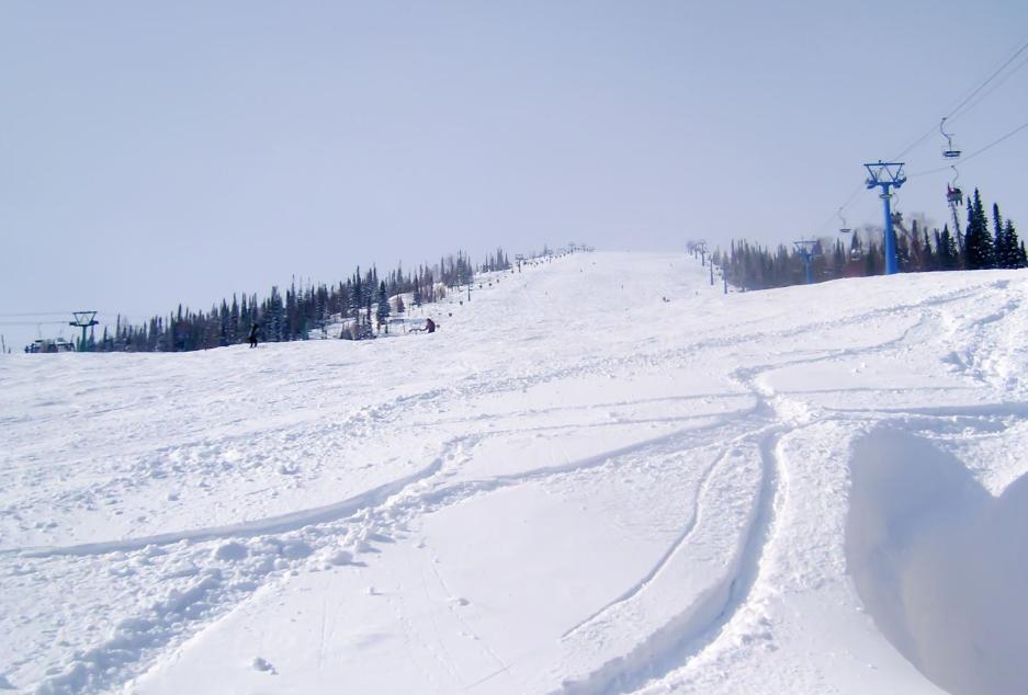 徐州督公山滑雪乐园