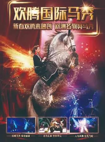 广州欢腾国际马秀