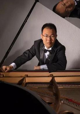 安天旭领衔双钢琴与打击乐音乐会春之祭西安站