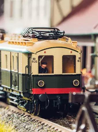 大梦微城火车模型主题乐园上海站