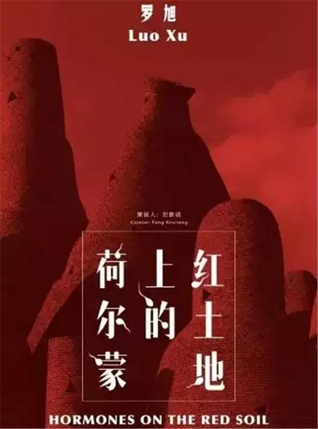 【昆明】《罗旭:红土地上的荷尔蒙》个展
