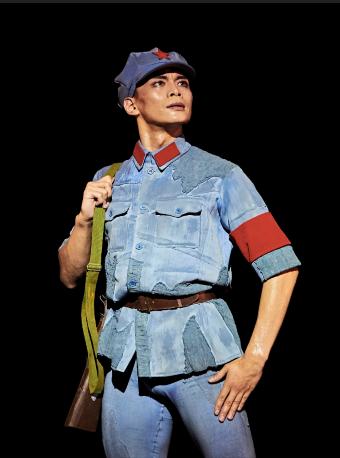 原创芭蕾舞剧《闪闪的红星》广州站