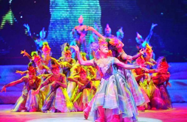 桂林《山水间》舞台秀