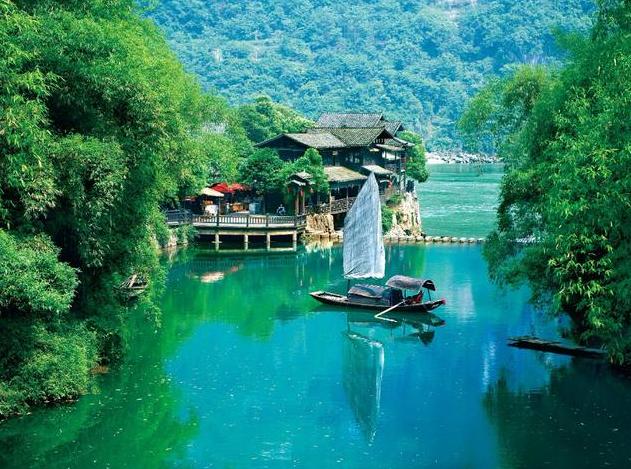 【宜昌】三峡人家风景区