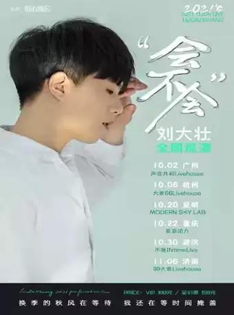 刘大壮济南演唱会