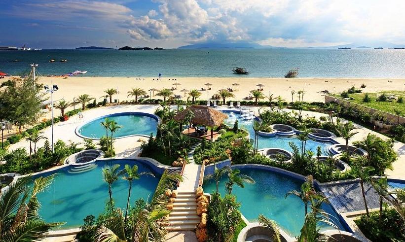 【惠州】金海湾嘉华度假酒店温泉