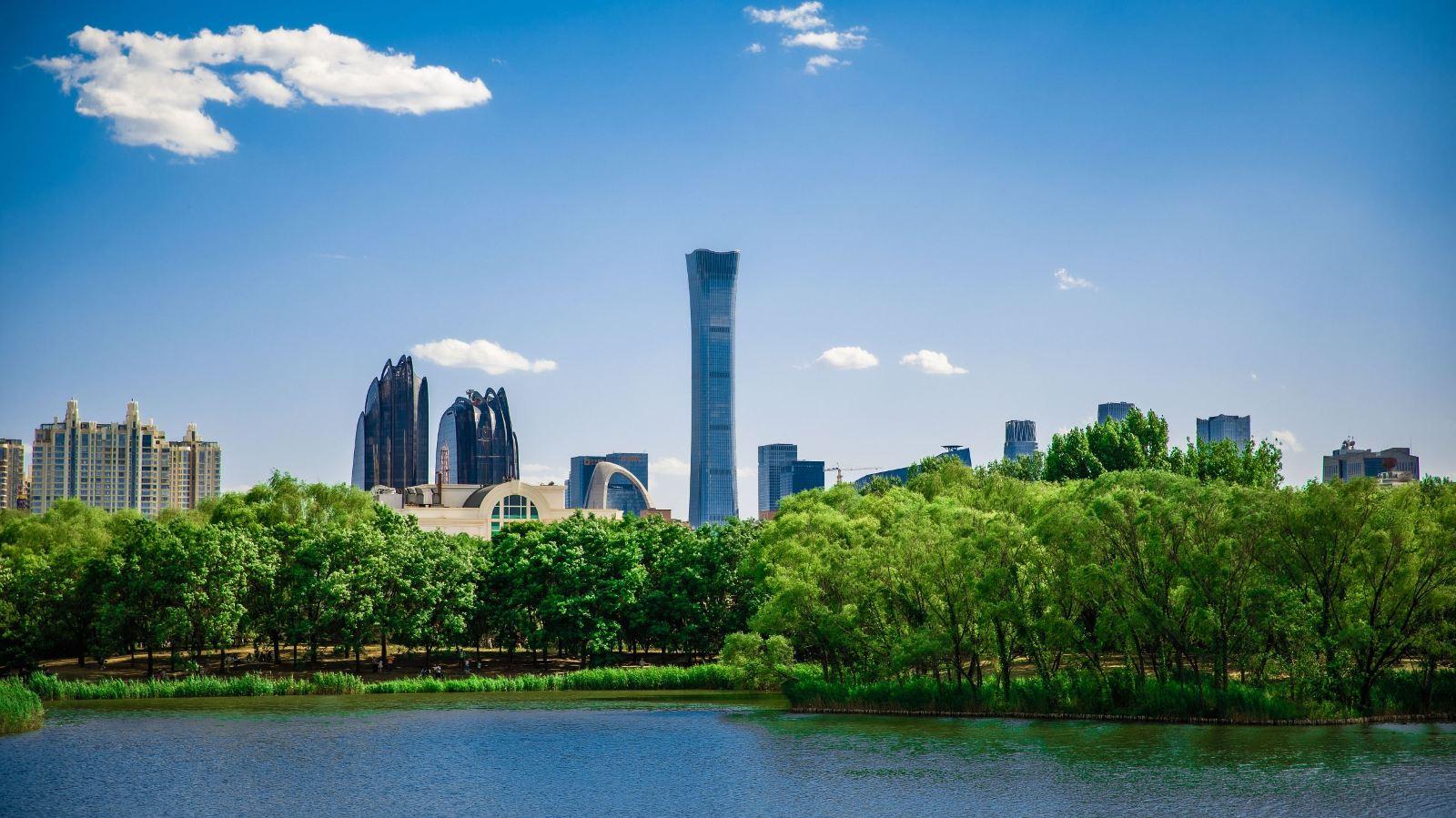 【北京】朝阳公园