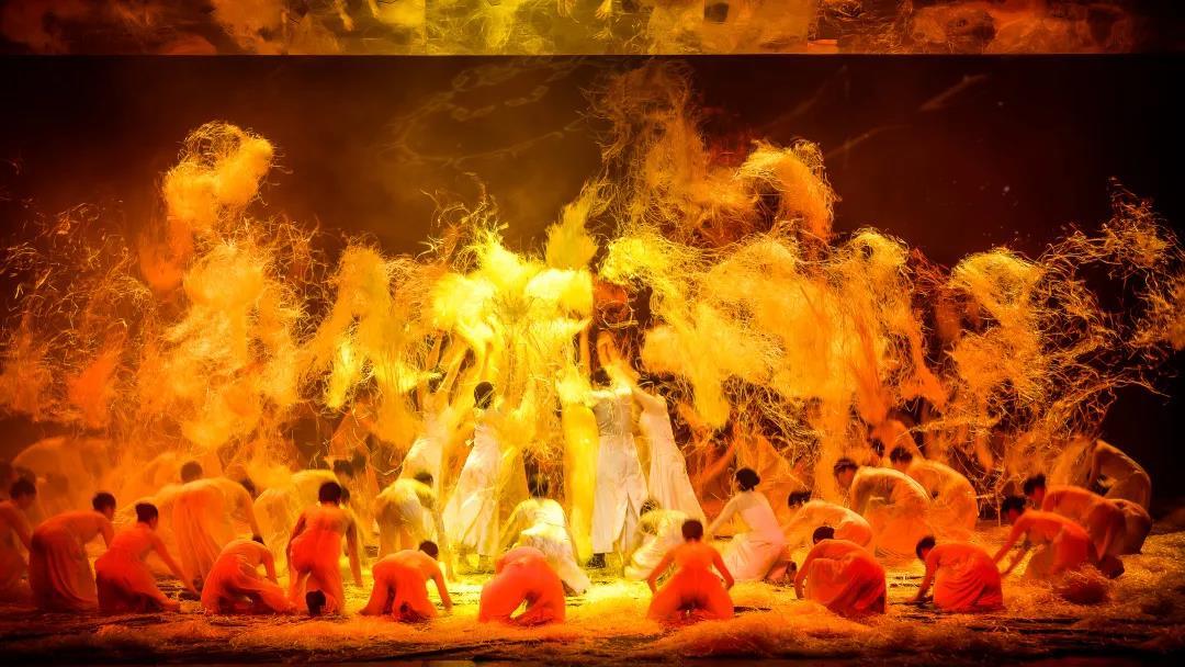 【北京】大型东方神话秀《金面王朝》